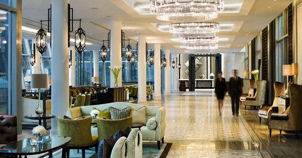 Hotel Lobby Hotel Pinterest Hotel Lobby Singapore And Hotels