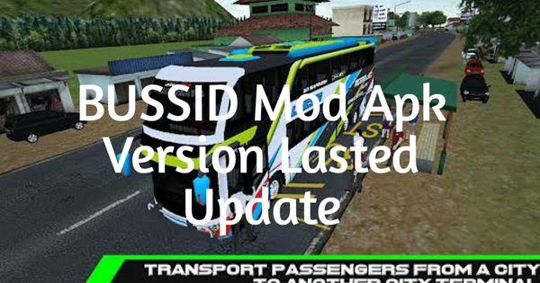 Bussid Bus Simulator Indonesia Version 3 2 Mod Apk Indonesia Kota
