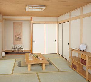 和室部材 和風建材 Woodone 特徴4 和室システム部材 床の間 天井板 和室 和室 天井板 建材