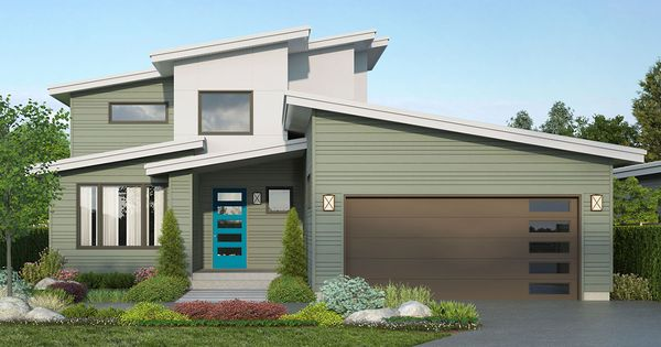 Exterior Design Traditional Exterior Home Design With Paint Lp Smartside Siding And Gray Clopay G Exterior Siding Wood Siding Exterior Exterior Siding Options