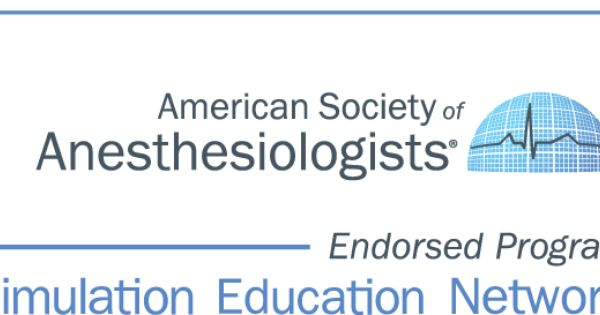 Anesthesiology Resident Curriculum Medical Simulation Center School Of Medicine Education Network School Of Medicine Education