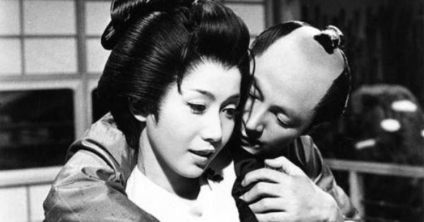 日々鬼 Aurorae 岩下志麻 五瓣の椿 野村芳太郎1964 Japan Girl Japanese Movies Actresses