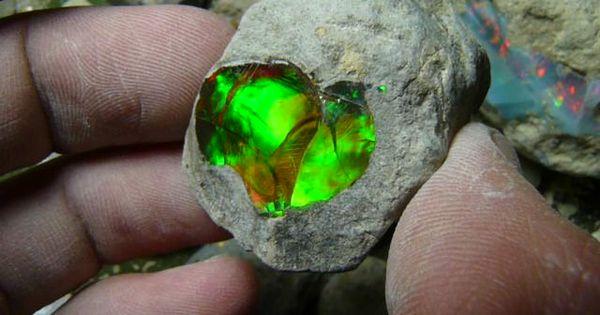 bobcat9: Ethiopian Opal