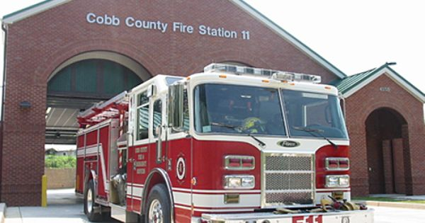 Engine 11 Cobb County Fire Station Cobb