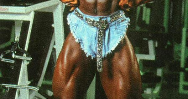 FemaleMuscle, Female Bodybuilding and TalkLive by ...