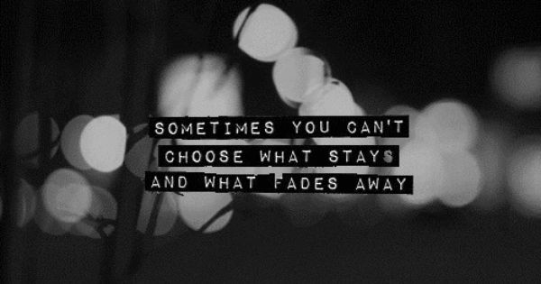 Words-To live by. | Pinterest Quotes About Friendships Fading
