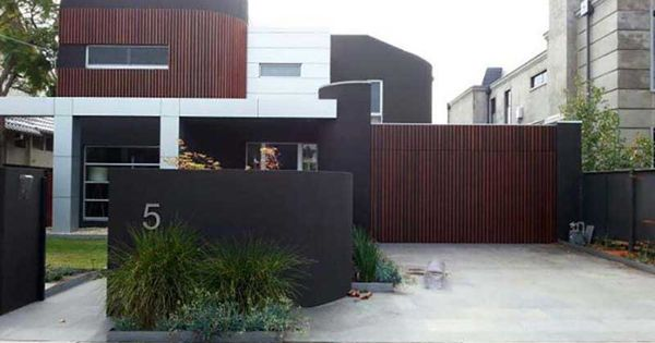Good House With Tilt Garage Door Matching Facade | External Cladding / Garage  Doors | Pinterest | Eye Candy, Products And Doors