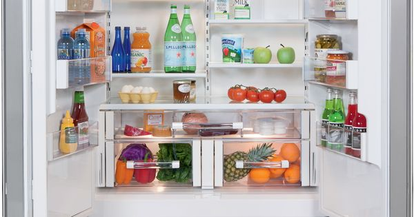 Sub Zero Bi42ufd 42 Quot Built In French Door Refrigerator