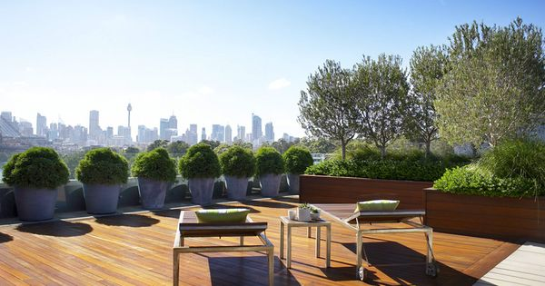 Pin By J On Modern Landscape Garden Design Backyard Terrace Garden