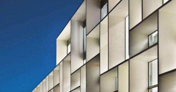 Design Piuarch   Bentini Headquarters