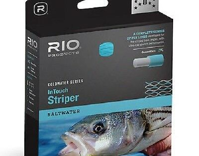 Ad Ebay Rio Coldwater In Touch Striper 450gr 30ft Sink Tip For 11wt Or 12wt Fly Rods In 2020 Striper Rio Fun Sports