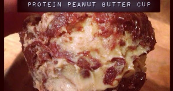 Protein peanut butter cup extra pb eats pinterest protein