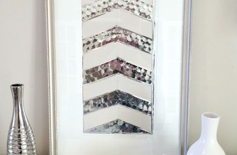 DIY Wall Art: Make Chic Art For CHEAP!