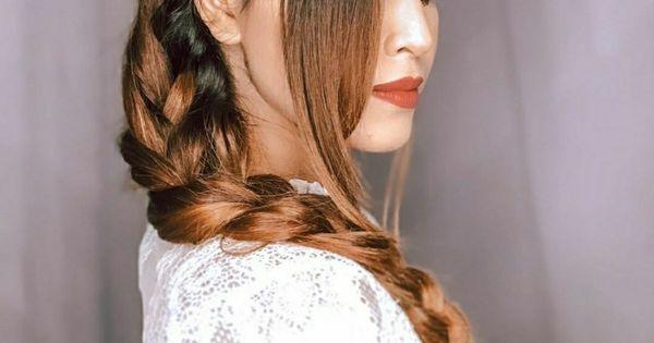 Side Braid Cool Hairstyles Hair Brained Hair Dresser Life