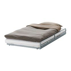UTÅKER Stapelbar säng furu 80x200 cm   Ikea bed, Murphy