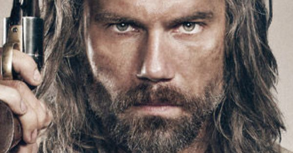 Anson Mount as Cullen Bohannon, Hell on Wheels