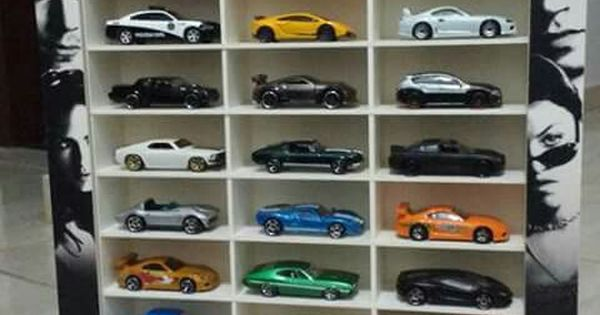Fast And Furious Hot Wheels Collection Diecast Cars