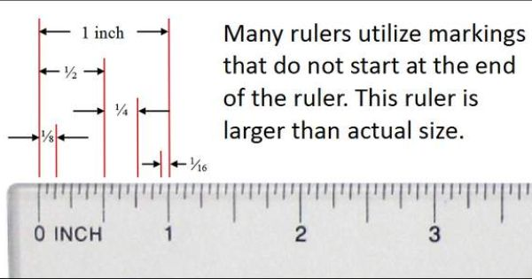 How Much Is 3 8 Yeah I Forgot How To Use A Ruler Love This