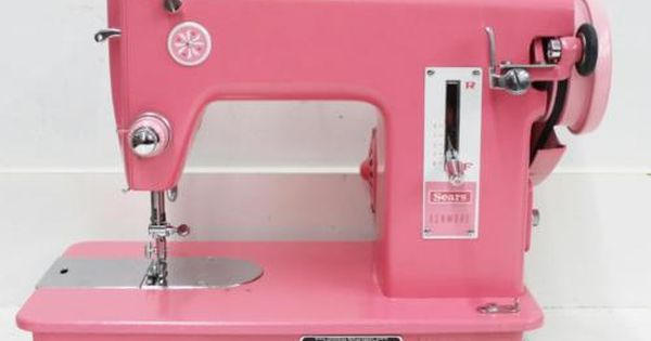 Sears Kenmore (159.110) - Hot Pink - All Metal Gears ...