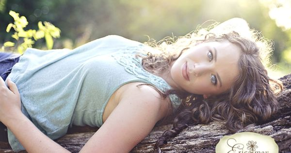 Backlighting Portrait Tips from Erica May- love the wear white tip, hadn't