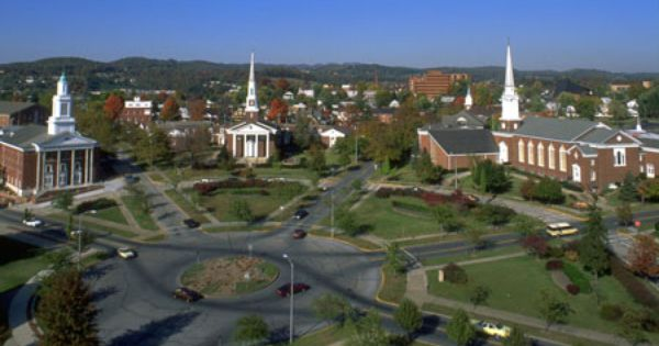 Church Circle In Kingsport Kingsport Tennessee Southern Heritage East Tennessee