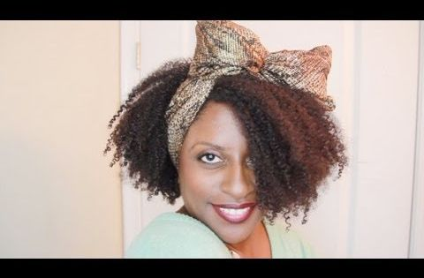 44 80s Hair Scarf Bow On Quot Natural Hair Quot Whitney