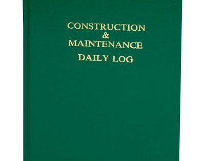Bestseller Books Online Construction Maintenance Daily Log Safety Meeting Outlines Inc 37 99 Ht Books To Read Online Download Books Download Free Music