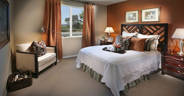 wall color bedrooms warm colors pinterest home colors and