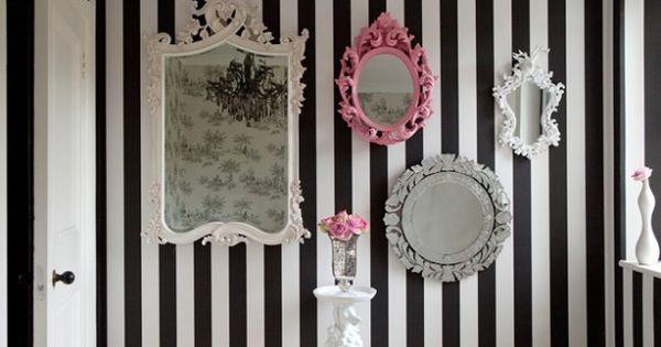 Arredare casa con gli specchi - Specchi eccentrici  Pinterest ...