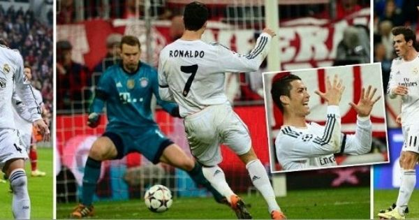 Real Madrid Vs Bayern Munich 4 0 Champions League Match Highlights Video Footballwood Match Highlights Champions League Bayern Munich