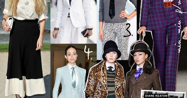 How to wear a classic menswear staple in a chic, sophisticated way!