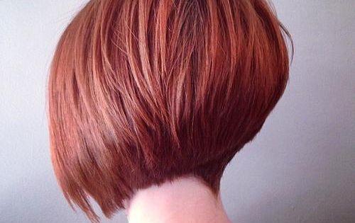 30 Beautiful And Classy Graduated Bob Haircuts Stacked