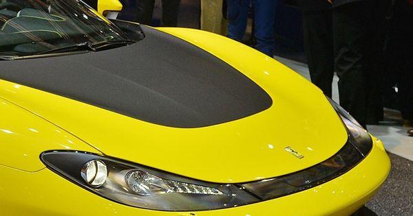 Ferrari Sergio Pininfarina Ferrari Driving Experience