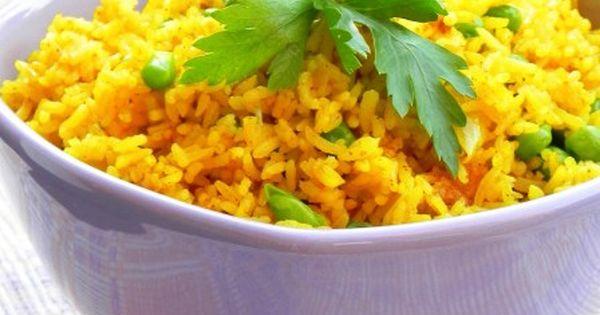 Riz au curry recette pas mal j 39 ai fait cuire le riz - Cuisiner du riz blanc ...