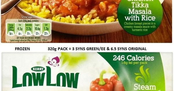 New low low meals syn values 4 slimming world pinterest meals and low low New slimming world meals