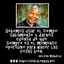 Pensamientos De Nelson Mandela Sobre La Educación Nelson