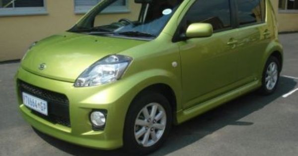 Daihatsu Sirion 1 5i Sport Automatic