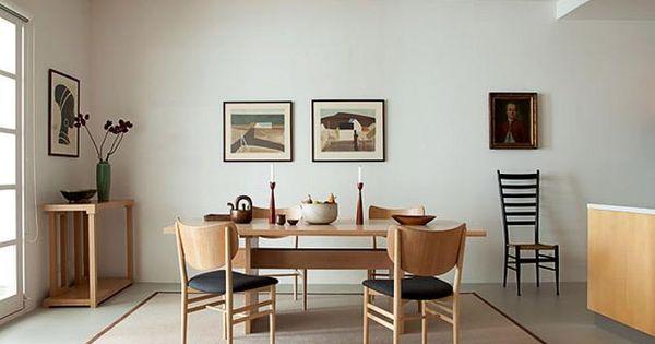 Decora o de sala e mesa de jantar com objetos decorativos for Objetos decorativos minimalistas