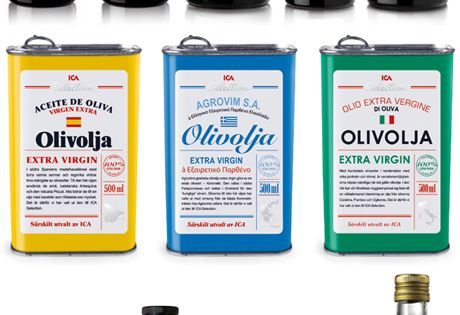 Awesome oil bottle packagings