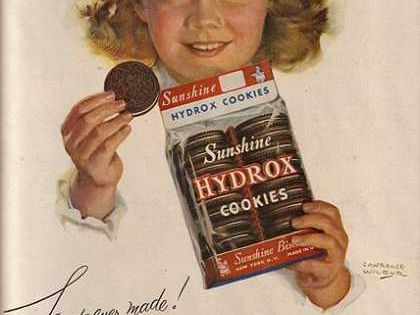 I Remember Hydrox So Good Owned By Keebler Cookies
