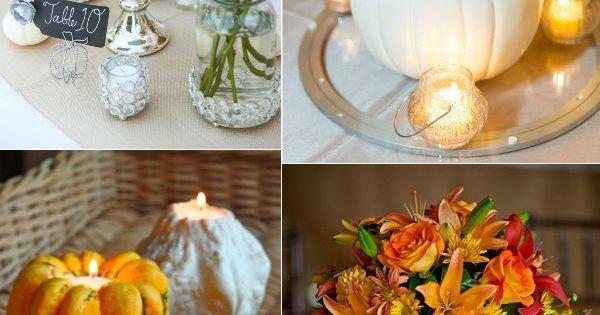 Unique Fall Wedding Centerpieces: 30 Most Beautiful Wedding Centerpieces For 2016 Fall