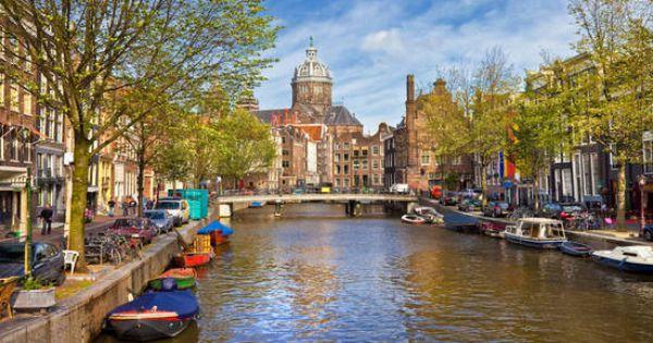 Amsterdam Cruise Europe Wonders Of The World Travel Dreams