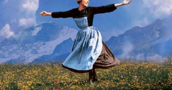 Maria Sound Of Music Music Wallpaper Fun To Be One