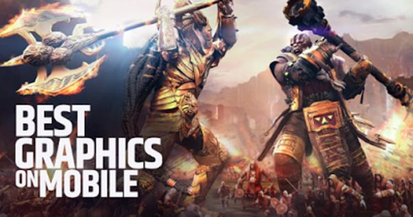 Dawn Of Titans Mod Apk Data Obb For Android V1 34 0 Best