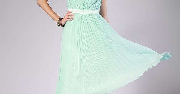 Not to sure about the color, but love this dress design!