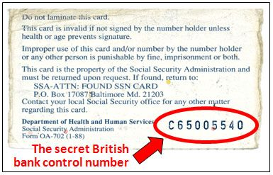 The Secret Code That Controls Your Destiny Social Security Card How To Fix Credit Money Template