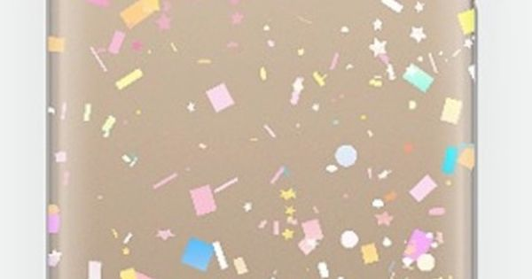 Confetti iPhone 6 Case | Get the most unique phone case, and let your phone shine!