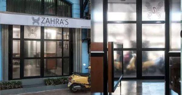 Jasem And Huzefa S Projects X Stitch Zahra S Exclusives Mumbai