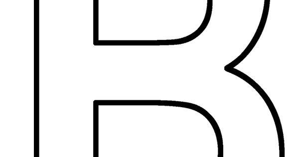 "How Much Do You Like The Letter ""B"