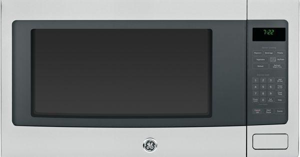 PEB7226SFSS GE Profile? Series 2.2 Cu. Ft. Countertop Microwave ...